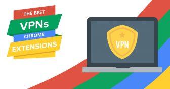 Οι Καλύτερες Επεκτάσεις VPN για τον Chrome (Τελευτ