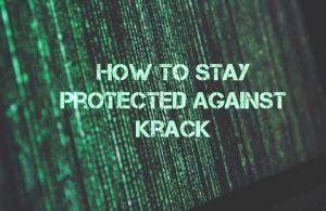 Πώς να Προστατευτείτε από το KRACK