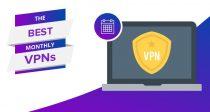 Τα Καλύτερα Μηνιαία VPN για το 2018