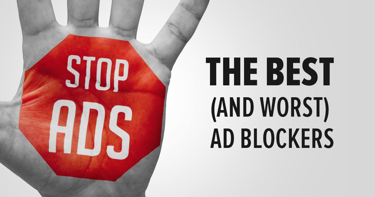 Τα 9 Καλύτερα Adblockers to 2018